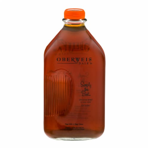 Oberweis Iced Tea Perspective: front
