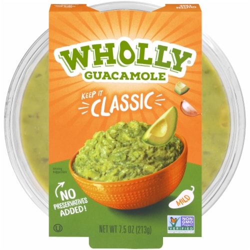 Wholly Guacamole Classic Guacamole Perspective: front