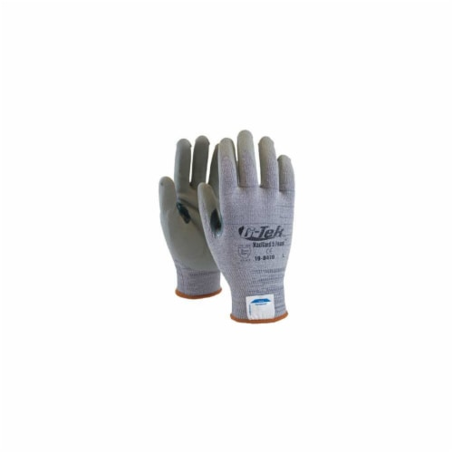 Pip Gloves for Cut Protection,ATG,L,PK12 Perspective: front