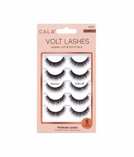 Cala Volt Premium False Lashes Perspective: front