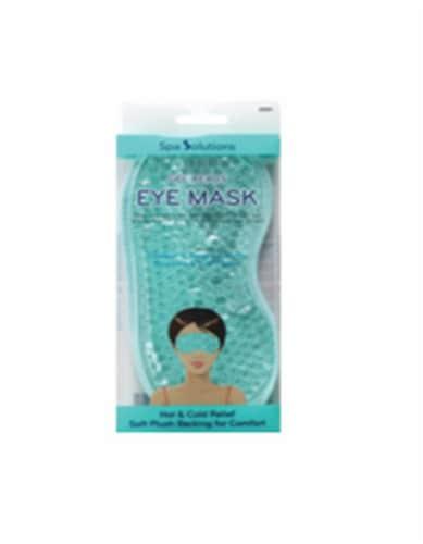 Cala Spa Solutions Aqua Gel Bead Eye Mask Perspective: front