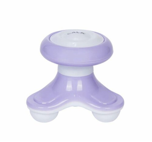 Cala Relaxing Body Massager - Lavender Perspective: front