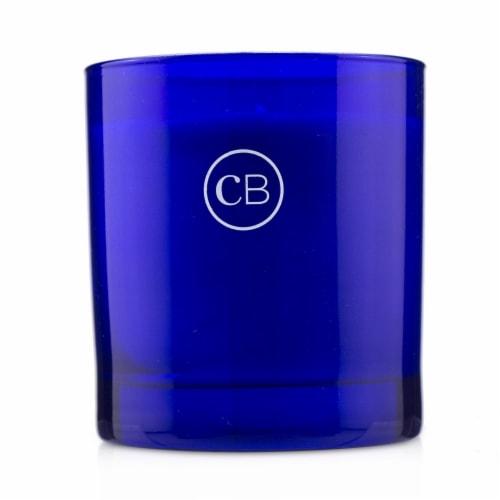 Capri Blue Signature Candle  Pomegranate Citrus 227g/8oz Perspective: front