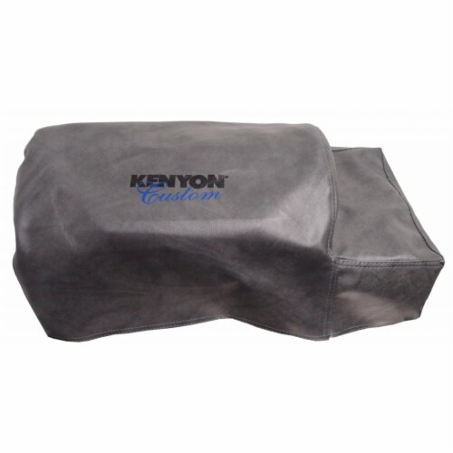 Kenyon A70002 Custom Fitted Heavy Naugahyde Portable Grill Cover Perspective: front