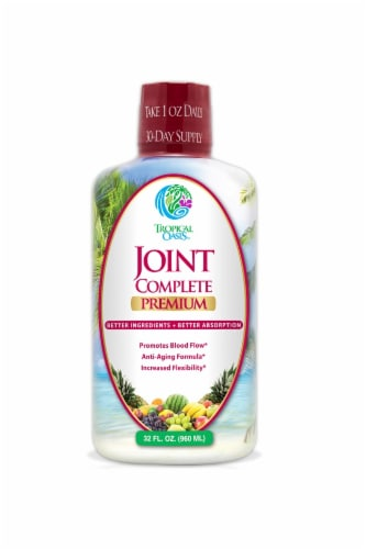 Tropical Oasis Premium Complete Joint Perspective: front