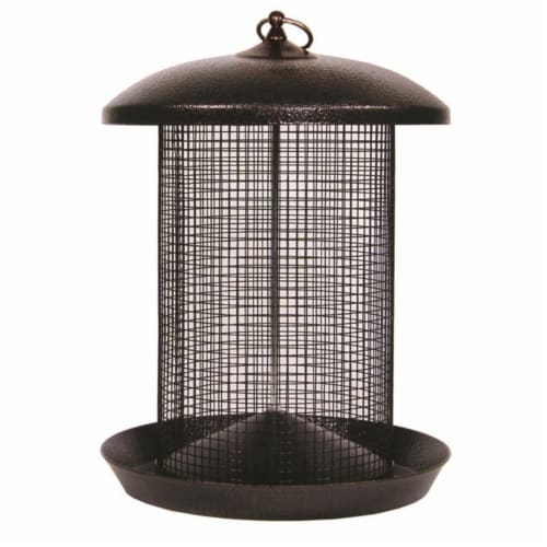 Classic Brands & Droll Yankees Stokes Select Sunflower Seed Screen Feeder Perspective: front