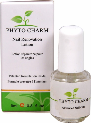 Phytocharm Nail Renovation Lotion Perspective: front