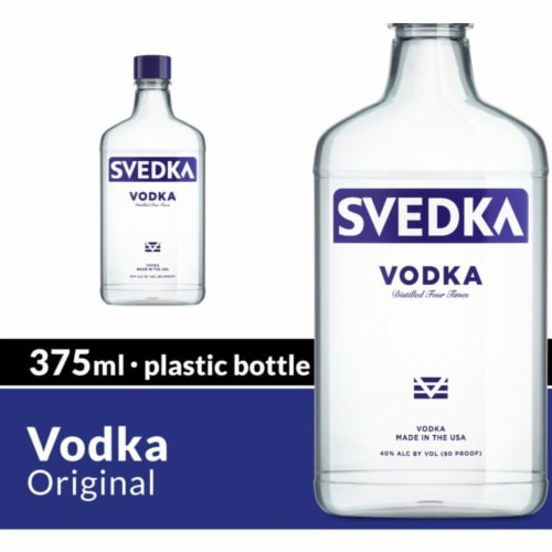 Svedka Vodka Perspective: front