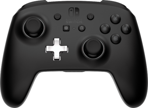 Power A Enhanced Wireless Controller for Nintendo Switch - Black Perspective: front