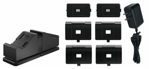 Power A Xbox One Charging Station Perspective: front