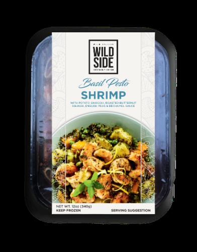 Wild Side Basil Pesto Shrimp Perspective: front