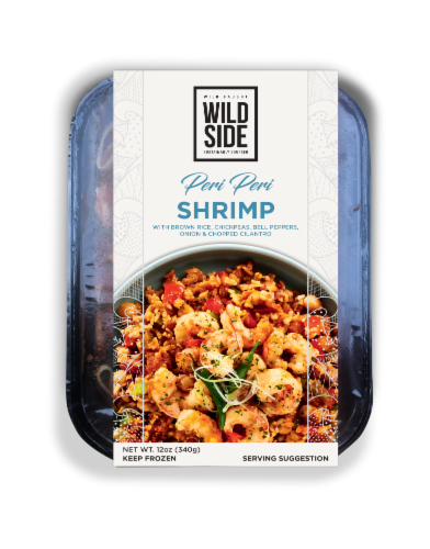 Wild Side Peri-Peri Shrimp Perspective: front