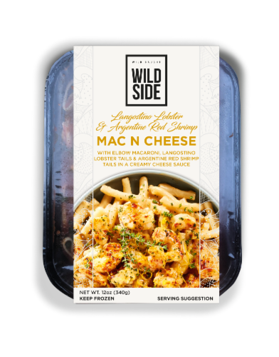 Wild Side Lobster Mac n' Cheese Perspective: front