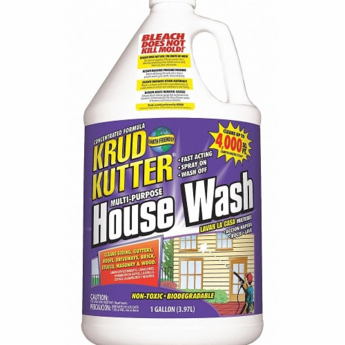 Krud Kutter® Multi-Purpose House Wash Perspective: front