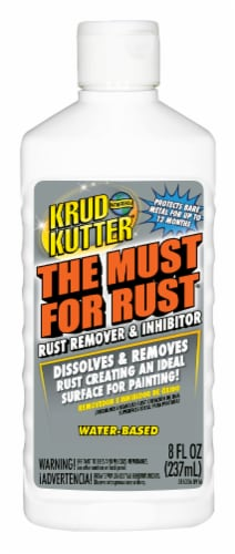 Krud Kutter The Must For Rust Rust Remover & Inhibitor Perspective: front