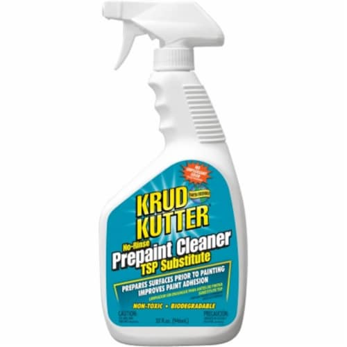 Rust-Oleum  Krud Kutter  Pre-Paint Cleaner/Remover  32 oz. - Case Of: 6; Perspective: front