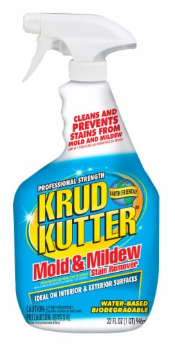 Krud Kutter Mold Mildew Remover Cleaner Perspective: front