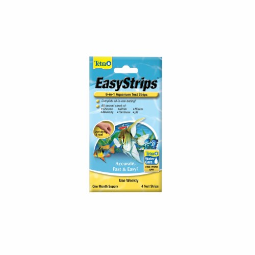 Tetra EasyStrips Aquatic Thermometer Perspective: front