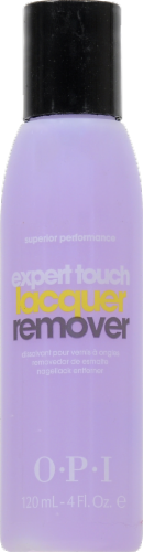 OPI Expert Touch Polish Remover Perspective: front