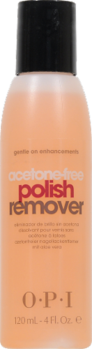 OPI Acetone Free Nail Polish Remover Perspective: front