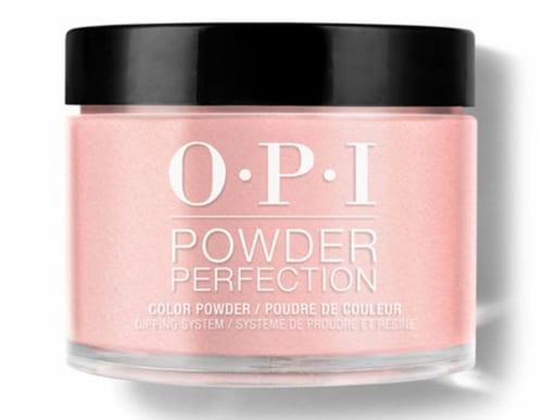 OPI Nail Dipping Powder Perfection - Got into a Jam-balaya DP N57 Perspective: front