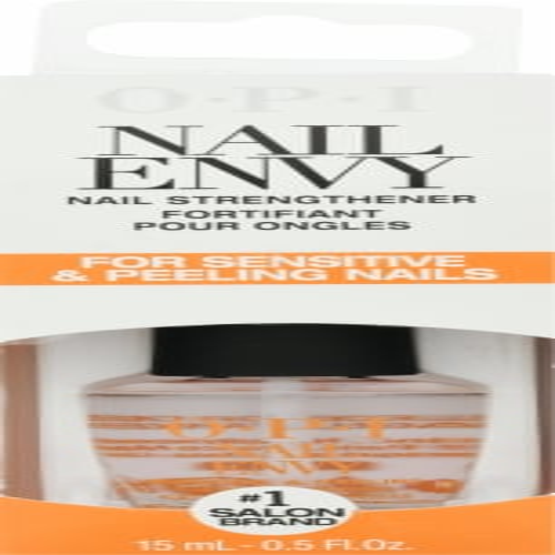 OPI Nail Envy Sensitive & Peeling Nails Nail Strengthener Perspective: front