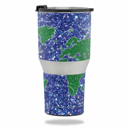 MightySkins RTTUM2017-Bling World Skin for RTIC 20 oz Tumbler 2017 - Bling World Perspective: front
