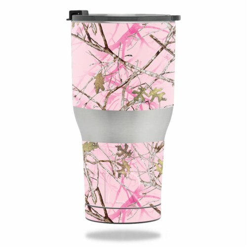 MightySkins RTTUM3017-Conceal Pink Skin for Rtic Tumbler 30 oz 2017 - Conceal Pink Perspective: front