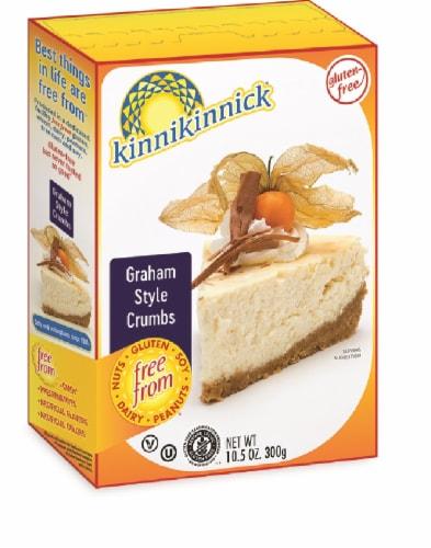 Kinnikinnick Graham Style Crumbs Perspective: front