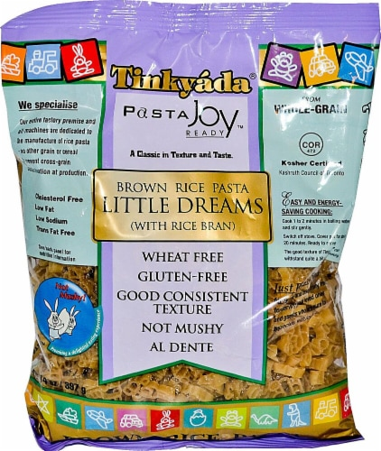 Tinkyada  Pasta Joy™ Brown Rice Pasta Little Dreams Perspective: front