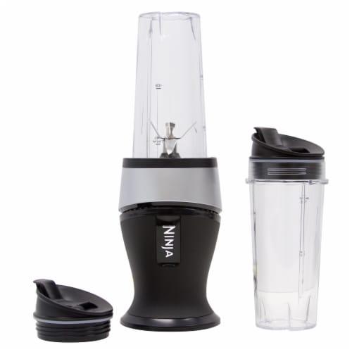 Ninja® Fit Blender - Black Perspective: front