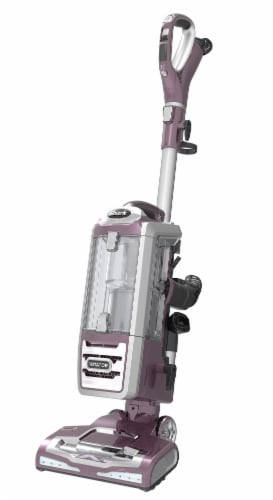 Shark® Rotator Powered Lift-Away Deluxe Vacuum - Purple Perspective: front