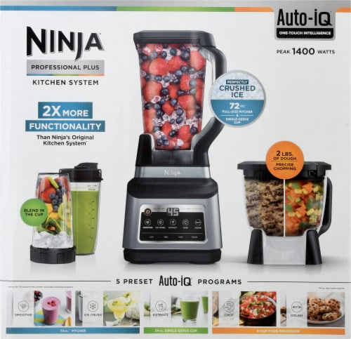 Ninja® Professional Plus Kitchen System with Auto-iQ Perspective: front