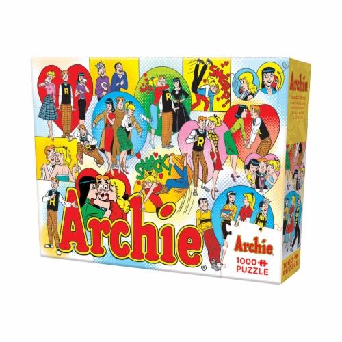 Cobble Hill Classic Archie Comics Puzzle Perspective: front