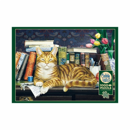 Cobble Hill Marmaduke Puzzle Perspective: front