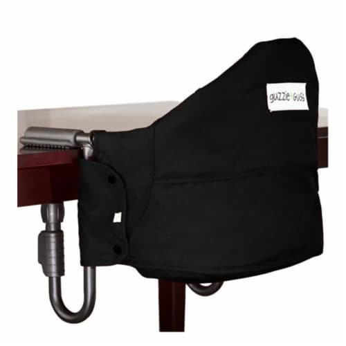 guzzie and Guss GG201BLK Perch Hanging High-Chair - Black Perspective: front