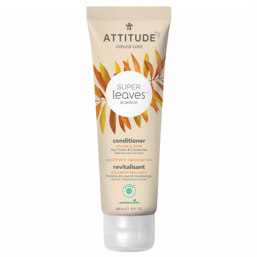 Attitude Super Leaves Volume & Shine Conditioner Perspective: front