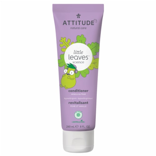 Attitude Little Leaves Vanilla & Pear Conditioner Perspective: front