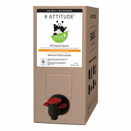 Attitude Citrus Zest All Purpose Cleaner Perspective: front