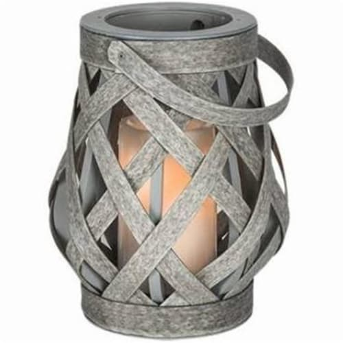 Sterno Home 233422 7.5 in. BO Rattan Lantern Perspective: front