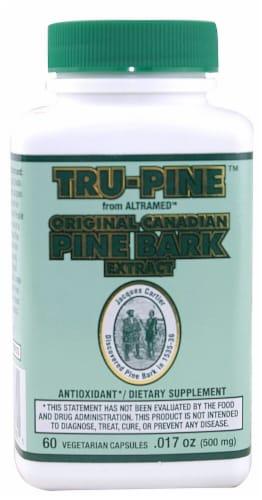 Tru-Pine  Pine Bark Extract Perspective: front