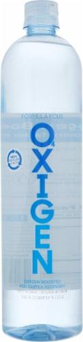 Oxigen Water Perspective: front