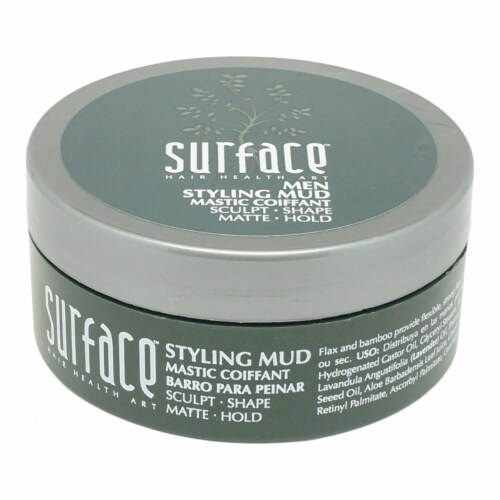Surface men's Styling Mud Perspective: front