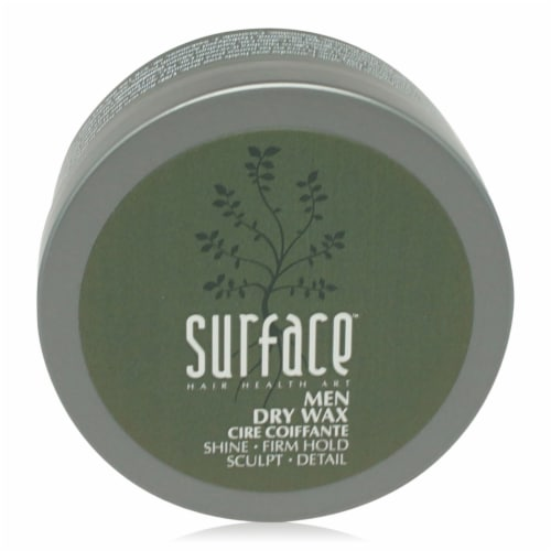 Surface Men Dry Wax Perspective: front