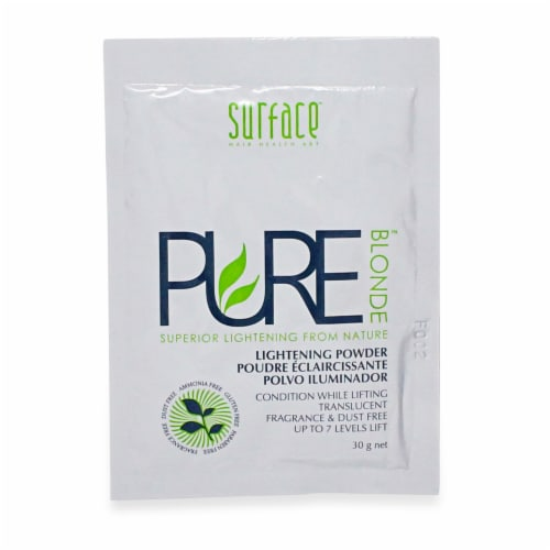 Surface Pure Blonde Lightening Powder Perspective: front