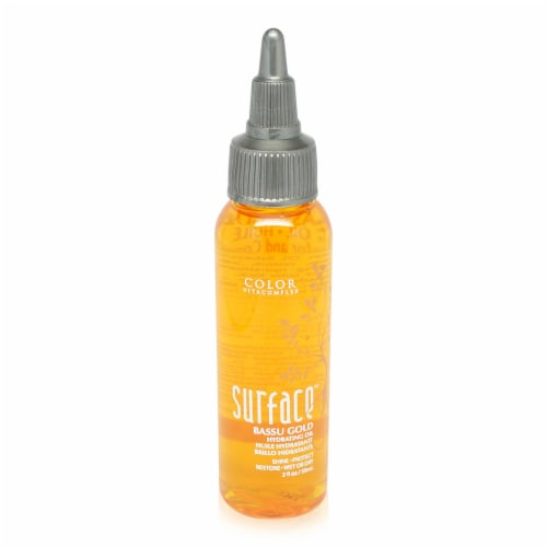 Surface Bassu Gold Hydrating Oil Perspective: front