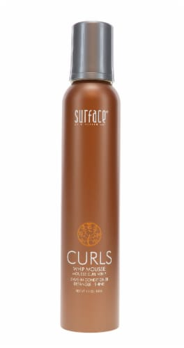Surface Curls Whip Mousse Leave-in Conditioner Perspective: front