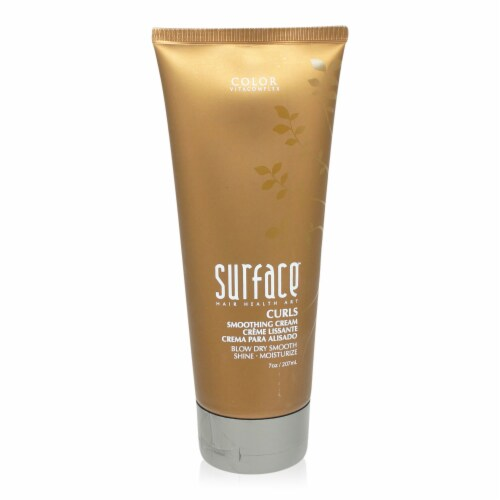 Surface Hair Health Art Curl Smoothing Cream Perspective: front