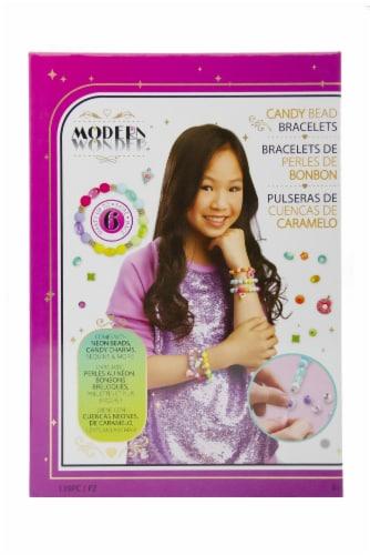 Modern Wonder Candy Bead Bracelet - Large Perspective: front