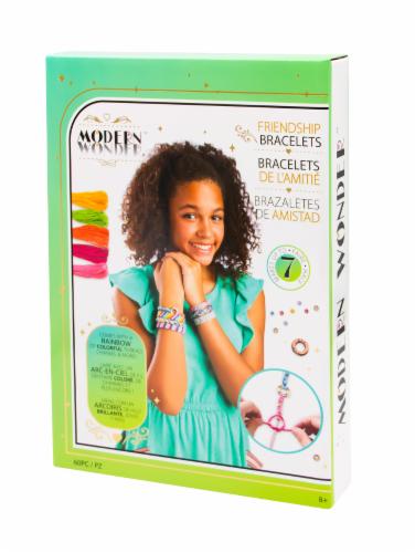 Modern Wonder Friendship Bracelet - Large Perspective: front